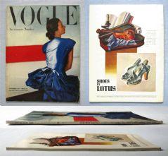 Vogue Magazine - 1946 - November